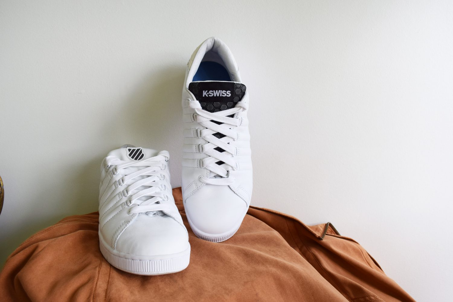Back to the 2000's with K-SWISS Tongue